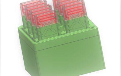 Konturnahe Kühlung dank 3D Druck